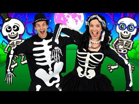 the-skeleton-dance---kids-halloween-song-|-halloween-songs-for-children