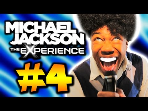 Michael Jackson: The Experience - Working Day and Night