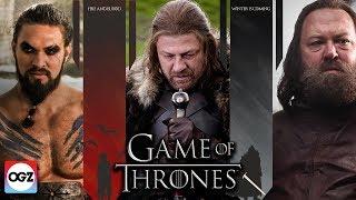 10 Dakikada Game of Thrones #1 - Sezon 1-2 Özeti