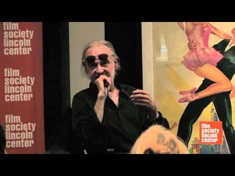 """NYFF Forum: Béla Tarr, """"The Turin Horse"""""""