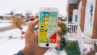 I used the iPhone 6 in 2018: Here is what happened.