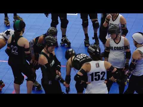 WFTDA Roller Derby - Division 2, Pittsburgh - Game 3 - No Coast vs. Ohio