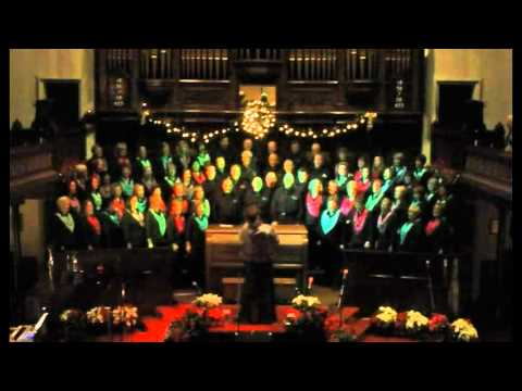 Gettin' in the Mood for Christmas - County Town Singers