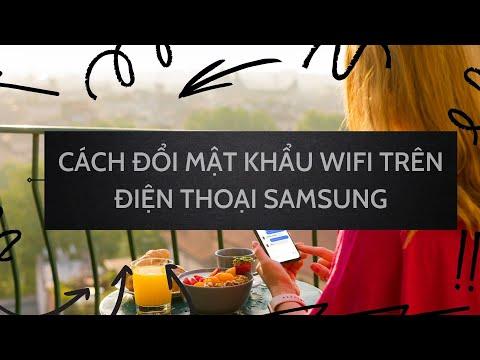 cách hack mật khẩu wifi bằng điện thoại samsung - Cách đổi mật khẩu WiFi trên điện thoại Samsung cực đơn giản - Thegioididong.com