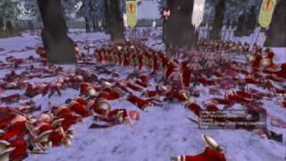 Rome Total War Online Battle #1296: Greece vs Germania