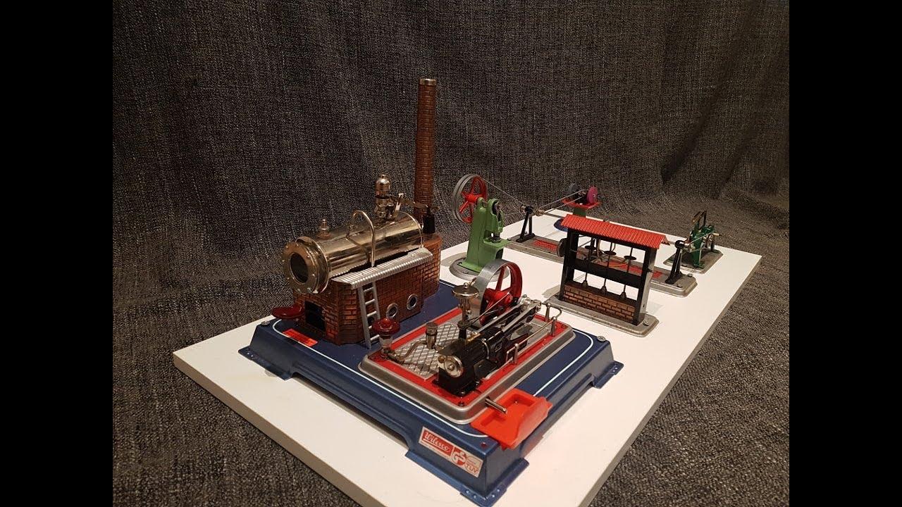 Dampfmaschinen Dampfmaschine Wilesco D16