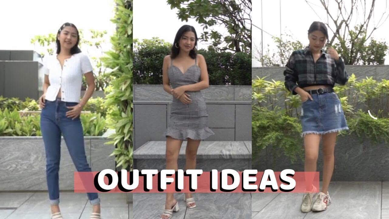[VIDEO] - BACK TO SCHOOL OUTFIT IDEAS (MONDAY - FRIDAY)| Rei Germar 1