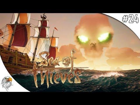 SEA OF THIEVES  FOMOS PRO FORTE DA CAVEIRA E CONSEGUIMOS #24