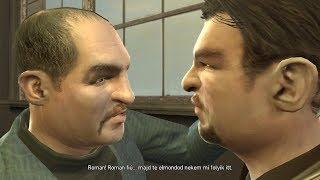 Roman Bellic egy napja(már kapható az üzletekben)    GTA IV (NEW) VÉGIGJÁTSZÁS     #3
