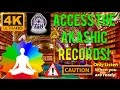 Download ☯ACCESS THE AKASHIC RECORDS FAST! MEDITATION - WARNING! ONLY LISTEN WHEN YOU ARE READY! MP3 song and Music Video
