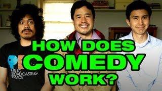 How Does Comedy Work? Randall Park Explains!