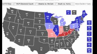 Election - 2012 Electoral College Analysis