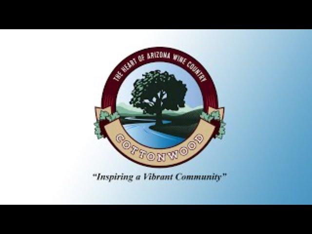 April 13: Cottonwood City Council Budget Work Session