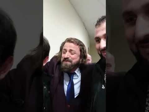 Onur Atmaca, Ibrahim Can ve Izzet abi  ile muhabbet.. Almanya Schwelm 17 mart 2018