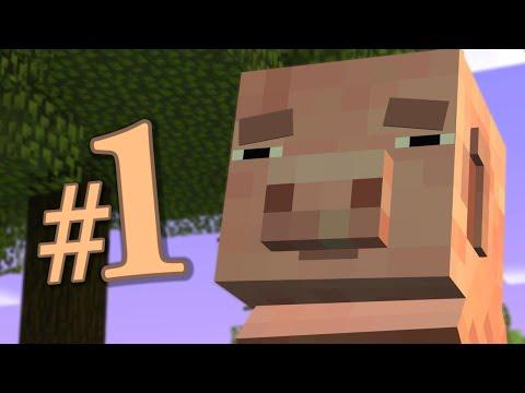 Прохождение Minecraft Story Mode #1 РУБЕН, БЕГИ!