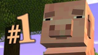 Прохождение Minecraft Story Mode #1 РУБЕН, БЕГИ!(, 2015-10-14T13:00:00.000Z)