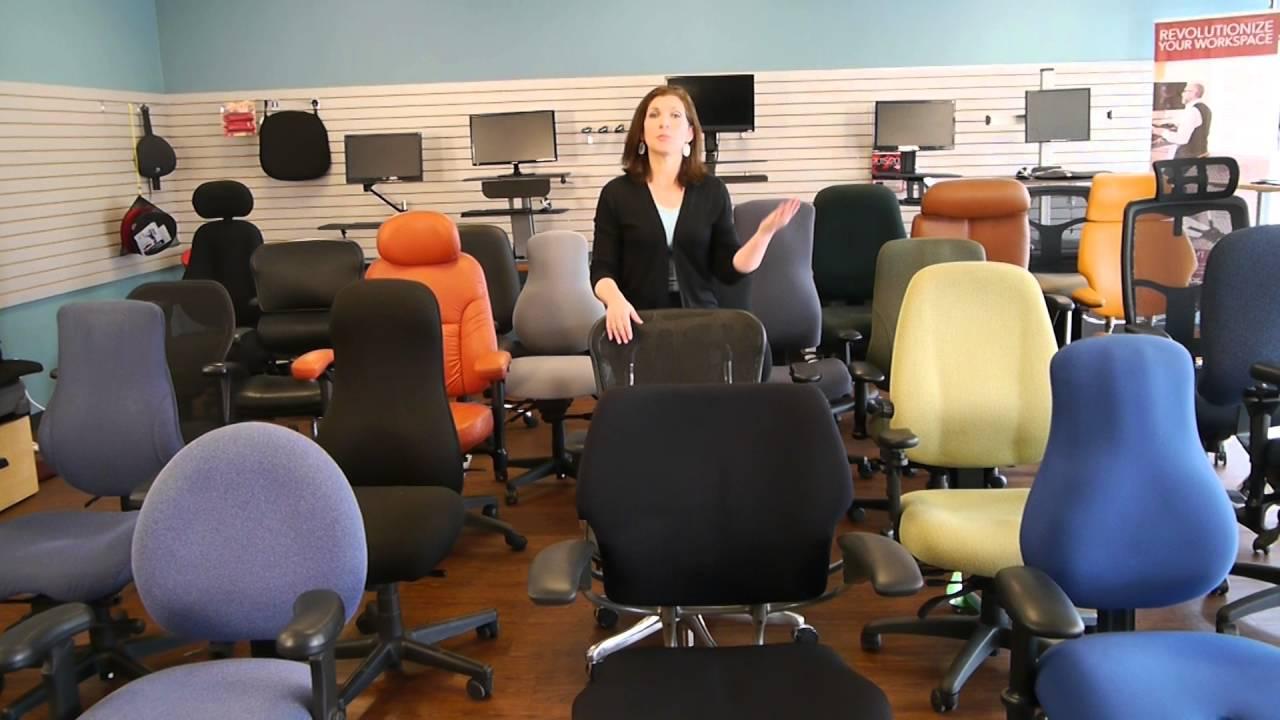 ergonomic chairs i austin texas i ergoprise i 512 275 6300 youtube