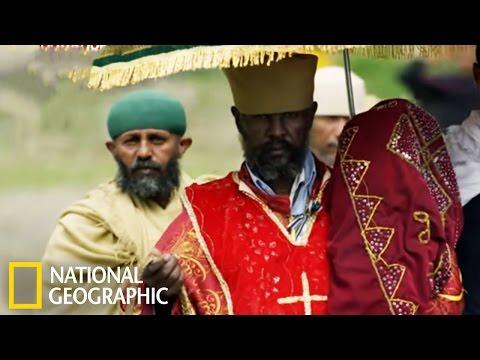 Monastère ethiopien - Story of God