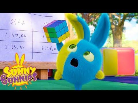 SUNNY BUNNIES | RUBIK'S CUBE | Cartoons For Kids | WildBrain