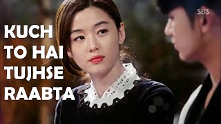 RAABTA song || Korean Mix || Video Cover || Hamsika, Arijit Singh