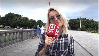 Клава Кока поет лучшие хиты в парке Горького