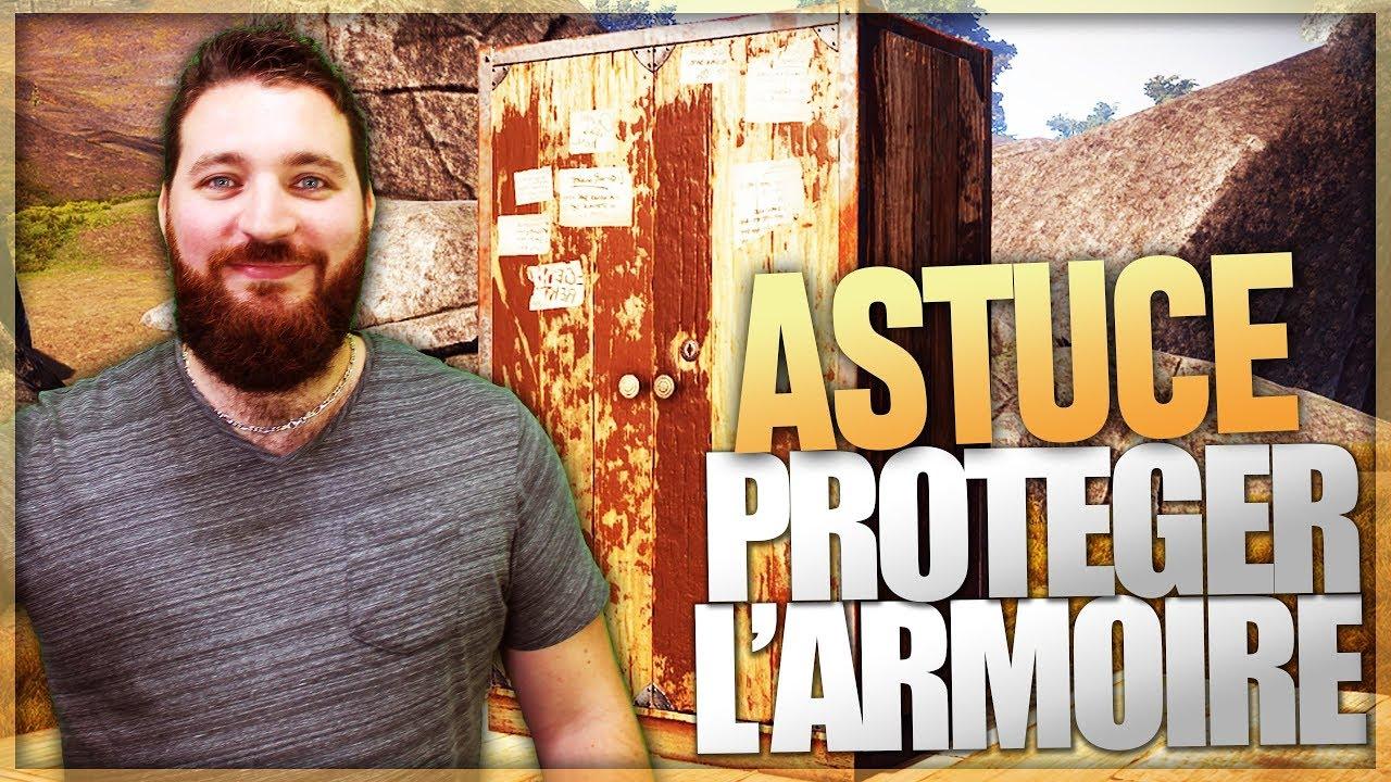 Rust Fr  Astuce Pour ProtÉger L'armoire Youtube