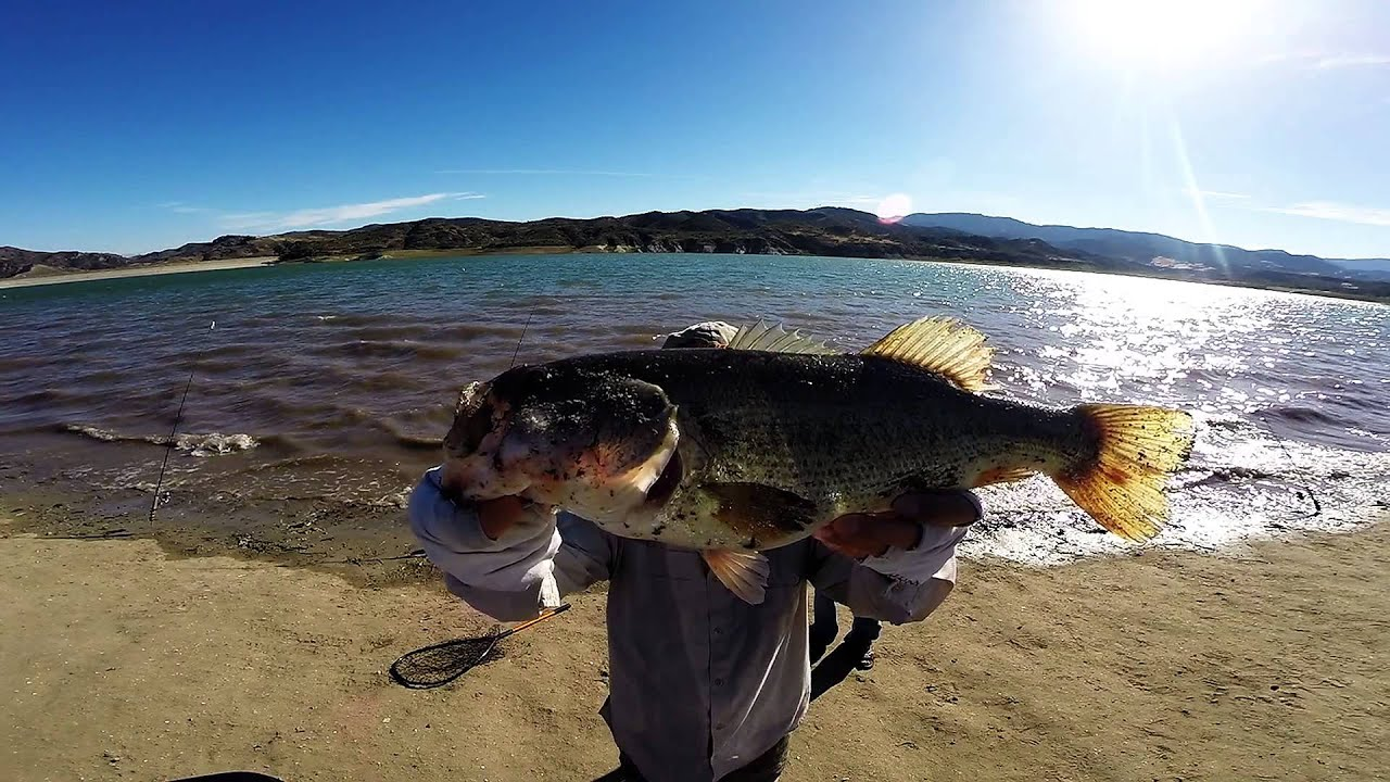 irvine lake fishing april 27 2015 youtube