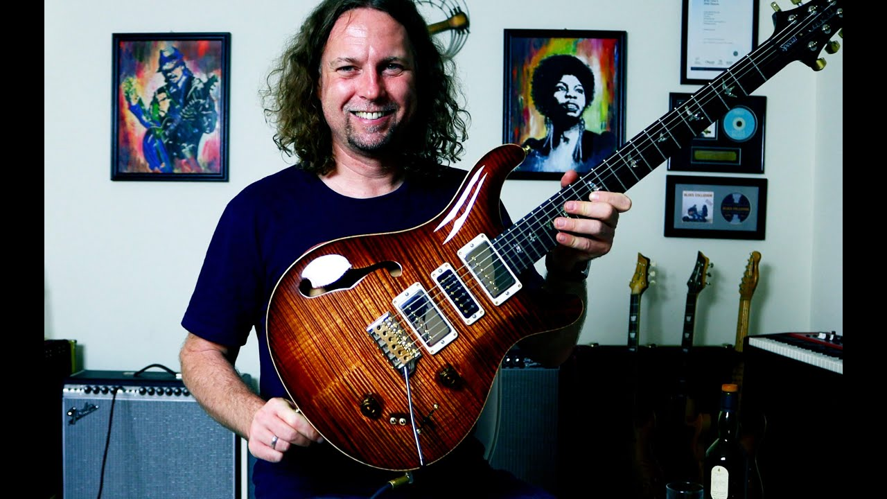 Download LONG REVIEW: PRS Special 22 Semi-Hollow Artist Package