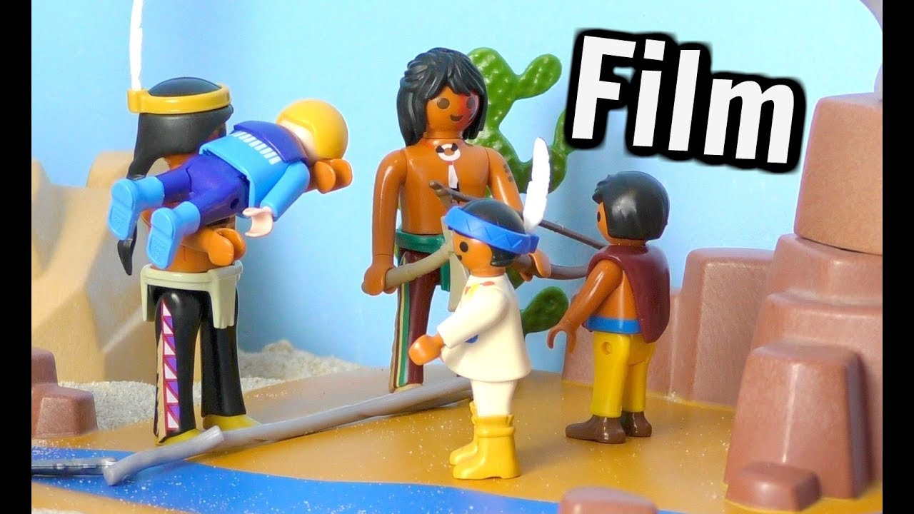 playmobil western film