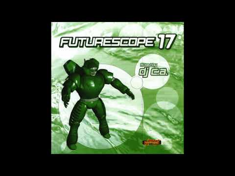 Futurescope Vol  17 mixed by DJ C.A. (Released 2001)