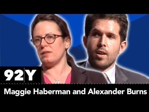 Maggie Haberman and Alexander Burns: In the News with Jeff Greenfield