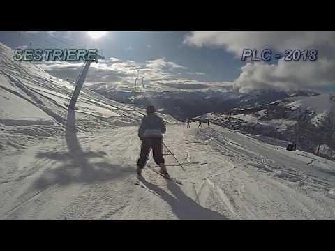 Eliana Volta a Esquiar