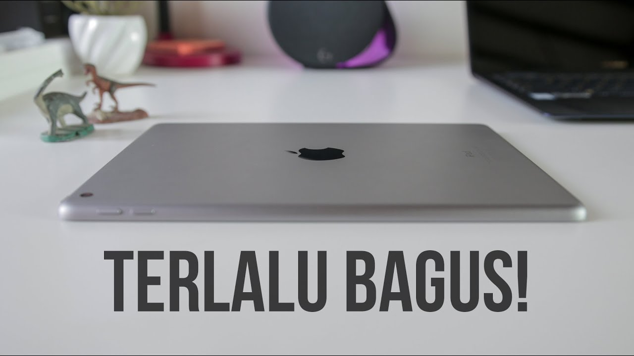 Tablet Murah Terbaik Review New Ipad 2018 6th Gen Youtube