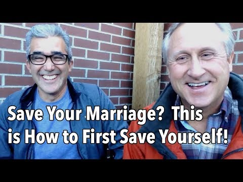 Save Your Marriage?  This is How to First Save Yourself!