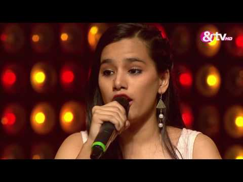 Rithika Vaddadi - Ni Main Samajh Gayi | The Blind Auditions | The Voice India 2