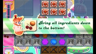 Candy Crush Saga Level 1213 walkthrough