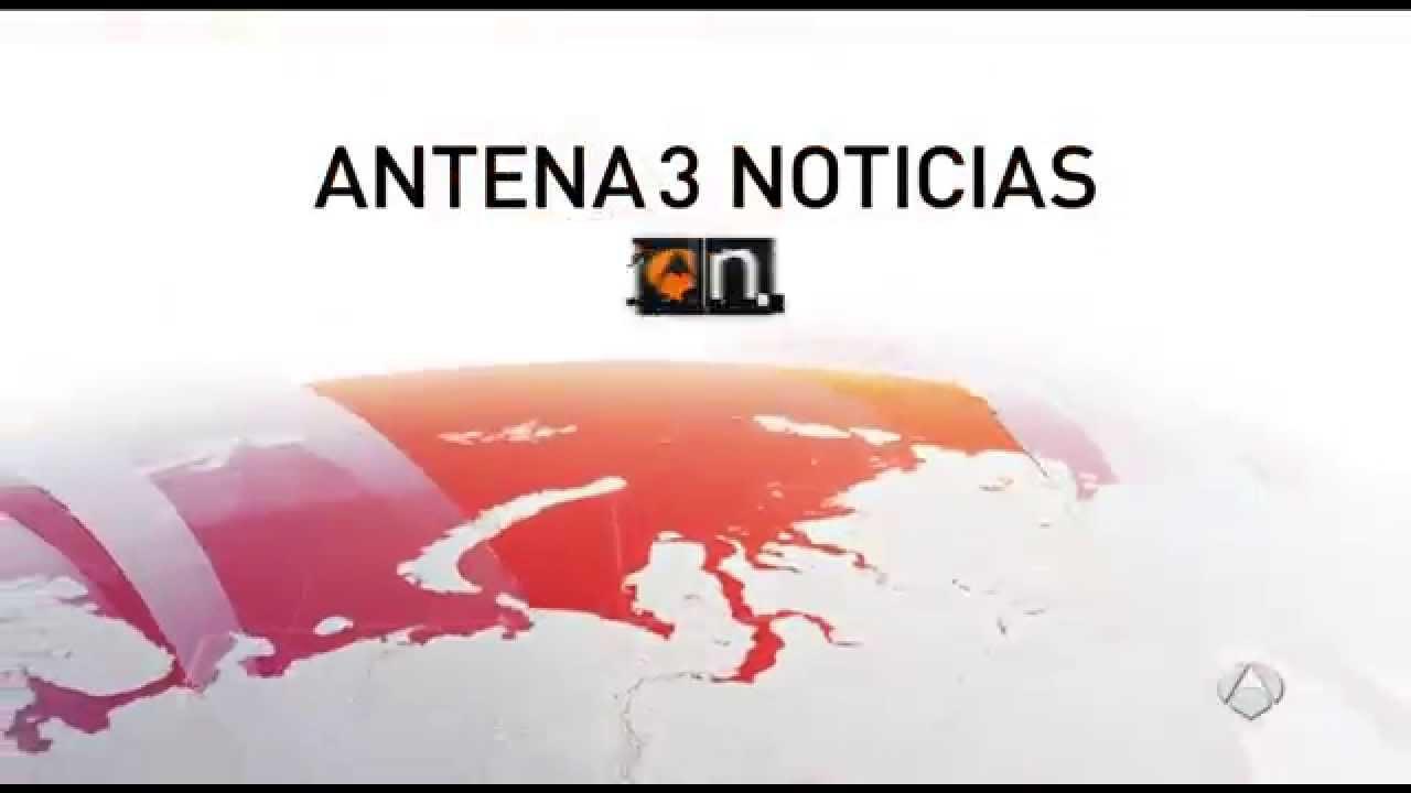 Antena 3 cabecera antena 3 noticias 2014 youtube for Antena 3 online gratis