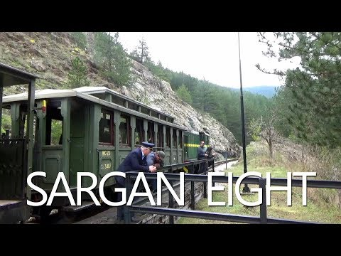 Sargan Eight Railway: The Best Scenic Train Rides In Europe