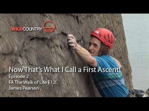 Now That's What I Call a First Ascent: The Walk of Life