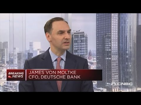 Deutsche Bank working to stabilize and grow revenues in 2019, CFO says | Squawk Box Europe