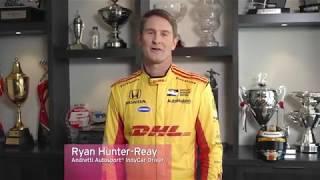 Why I Drive Pink - Ryan Hunter-Reay thumbnail