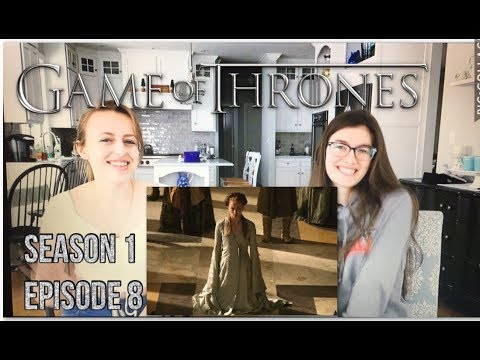 Game of Thrones - 1x8 The Pointy End - Reaction