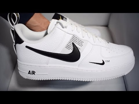 Nike Air Force 1 Low White Unboxing