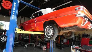 62 Buick Special Convertible under video at the Sun Valley Auto Clbu