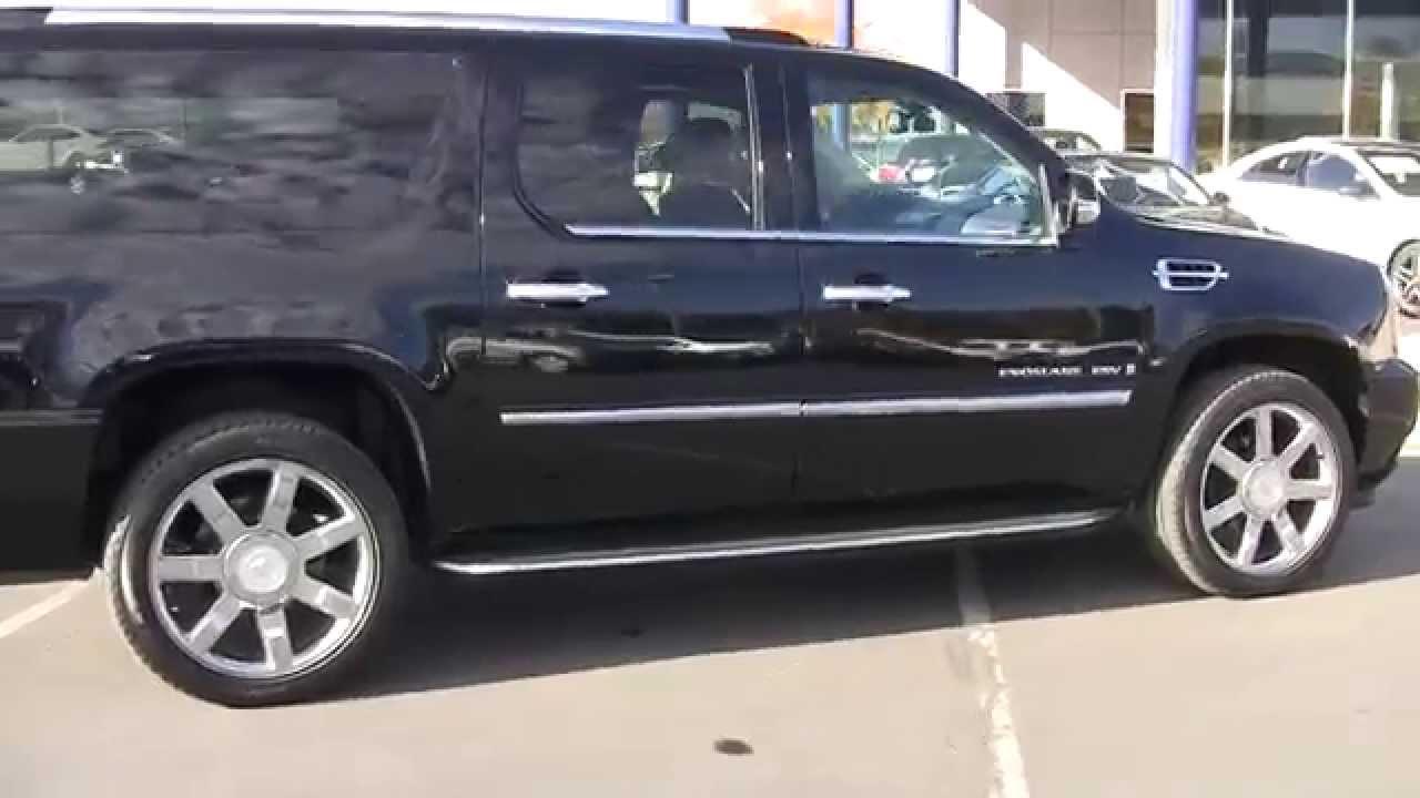 Cadillac 2008 Escalade Esv 8r216568