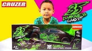 Praya Mainan Mobil Remot Cruzer Darknest Ghost