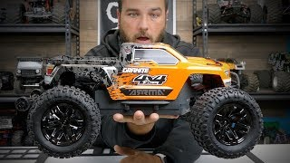 ARRMA Granite 4x4 3S BLX Unboxing - A $299 4wd Brushless Bashers Dream