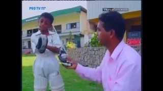Little Sanga - Sharu - ICC 360° Cricket Show