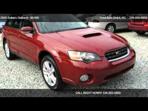 2005 Subaru Outback XT Limited - for sale in Greensboro, NC 27409