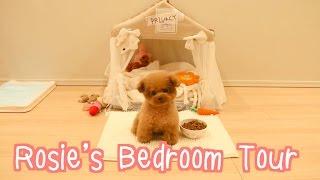 Rosie's Bedroom Tour